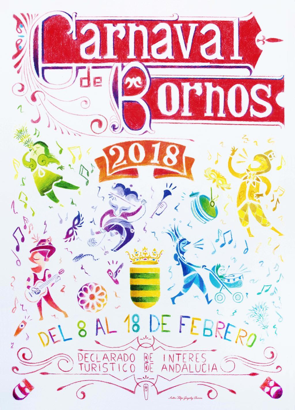 Xxxi Concurso De Carteles De Carnaval